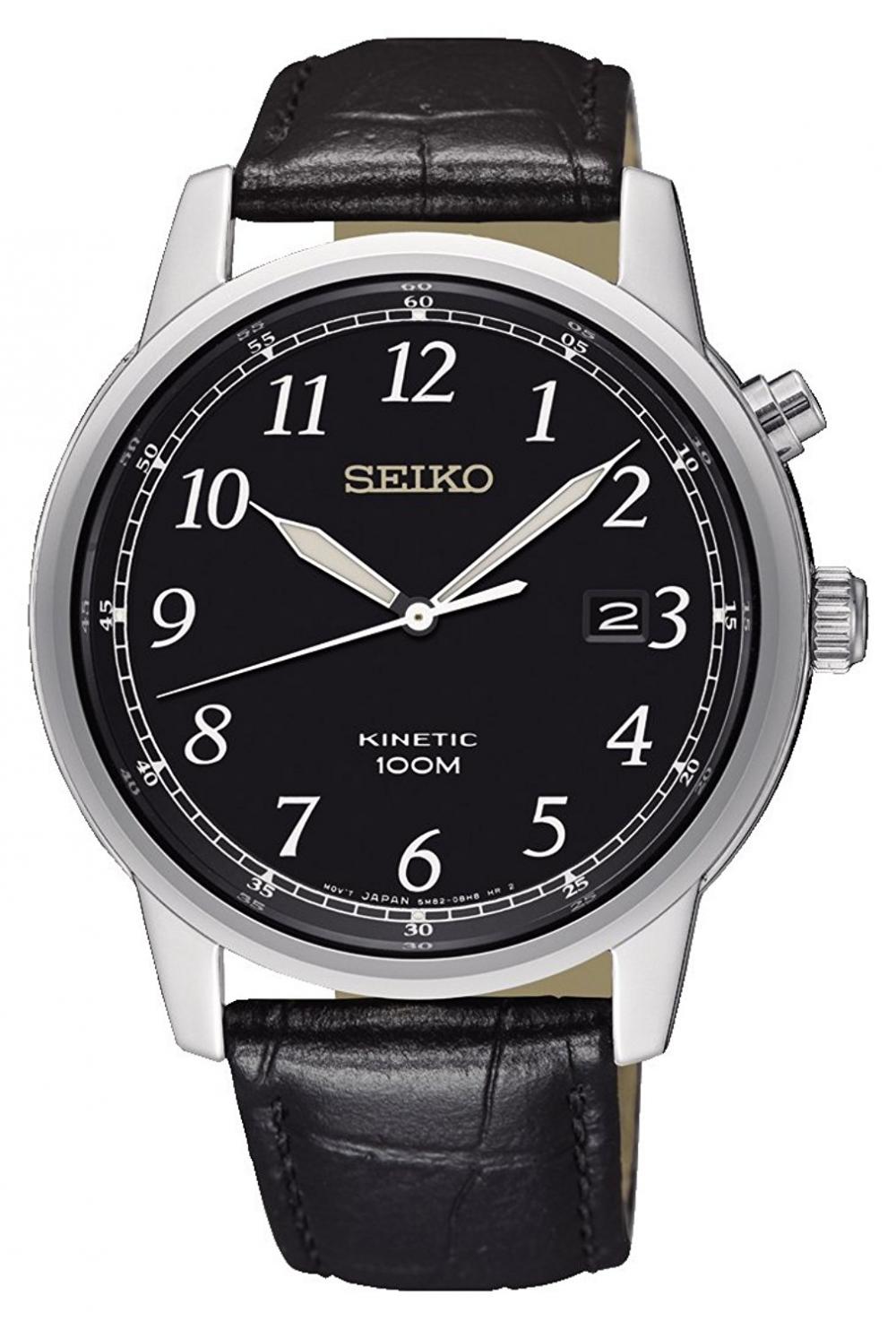 นาฬิกาผู้ชาย Seiko รุ่น SKA781P1, Kinetic