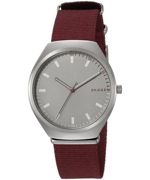 นาฬิกาผู้ชาย Skagen รุ่น SKW6386, Grenen Quartz Men's Watch