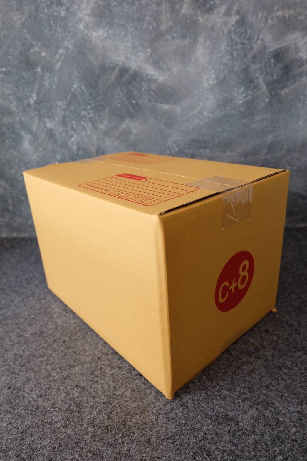 กล่องพัสดุ เบอร์ C+8 (20x30x19 cm.)