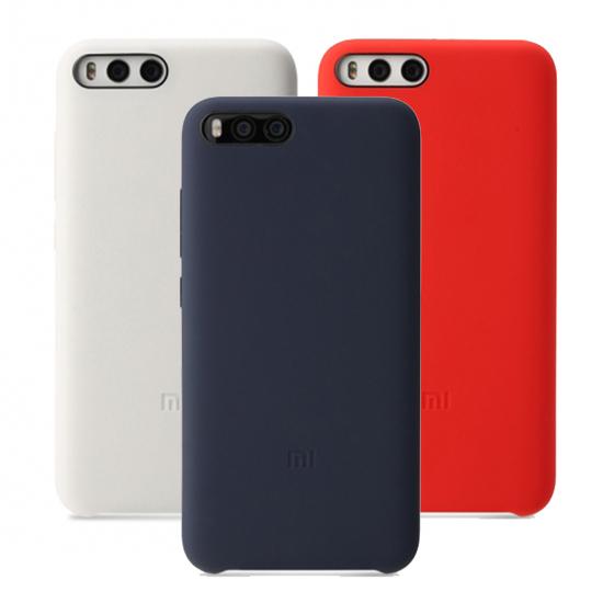 เคส Xiaomi Mi 6 Hard Silicone Protective Case