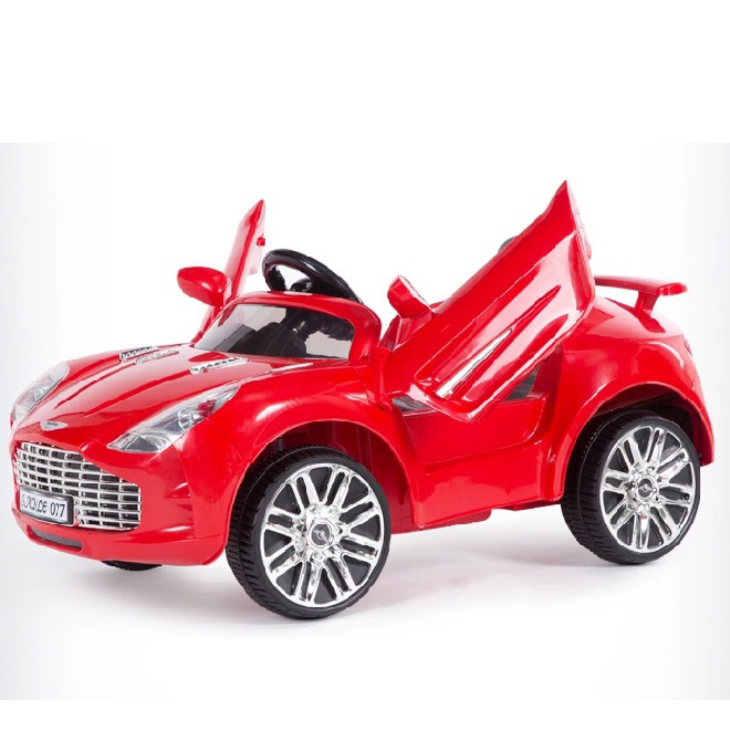 รถแบตเตอรี่ไฟฟ้า เด็กขับ Aston Martin One77 ปีกนก