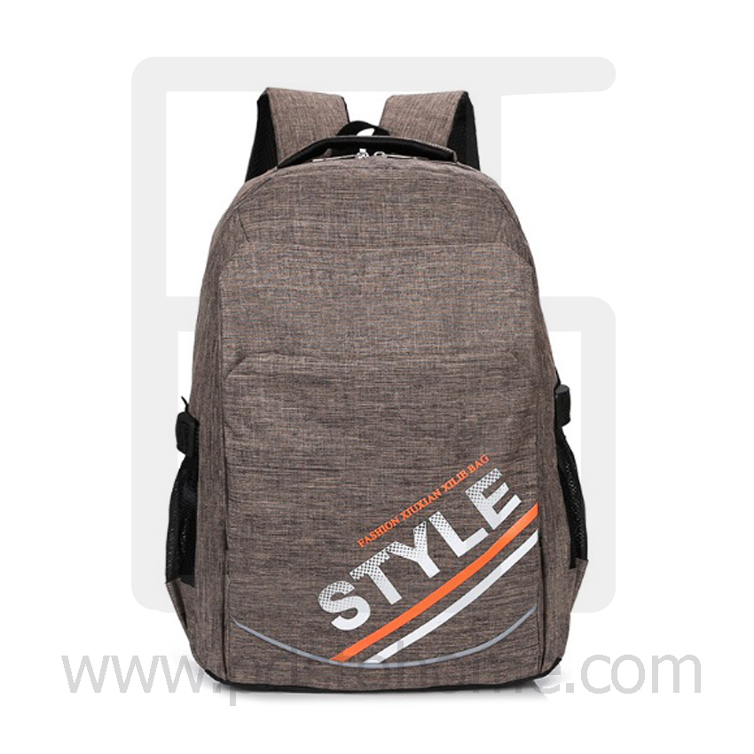 School, Travel, Casual, Leisure, Vacation Backpack, Rucksack, Waterproof, Men and Women, Style