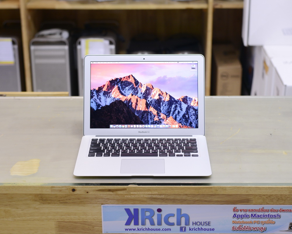 MacBook Air 13-inch Mid2011 Core i5 1.7GHz RAM 4GB SSD 240GB (Upgrade)