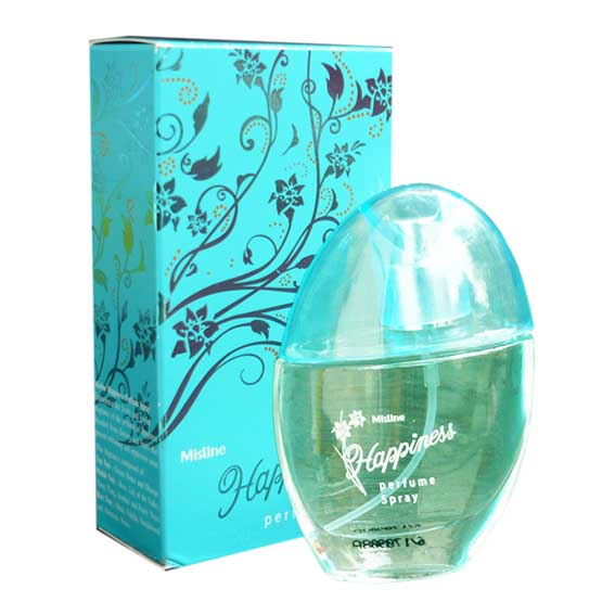 มิสทิน แฮปปิเนส เพอร์ฟูม สเปรย์ Mistine Happiness Perfume Spray