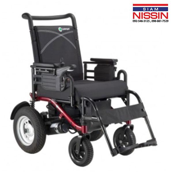 วีลเเชร์ไฟฟ้า รถเข็นไฟฟ้า Comfort รุ่น LY-EB206SR