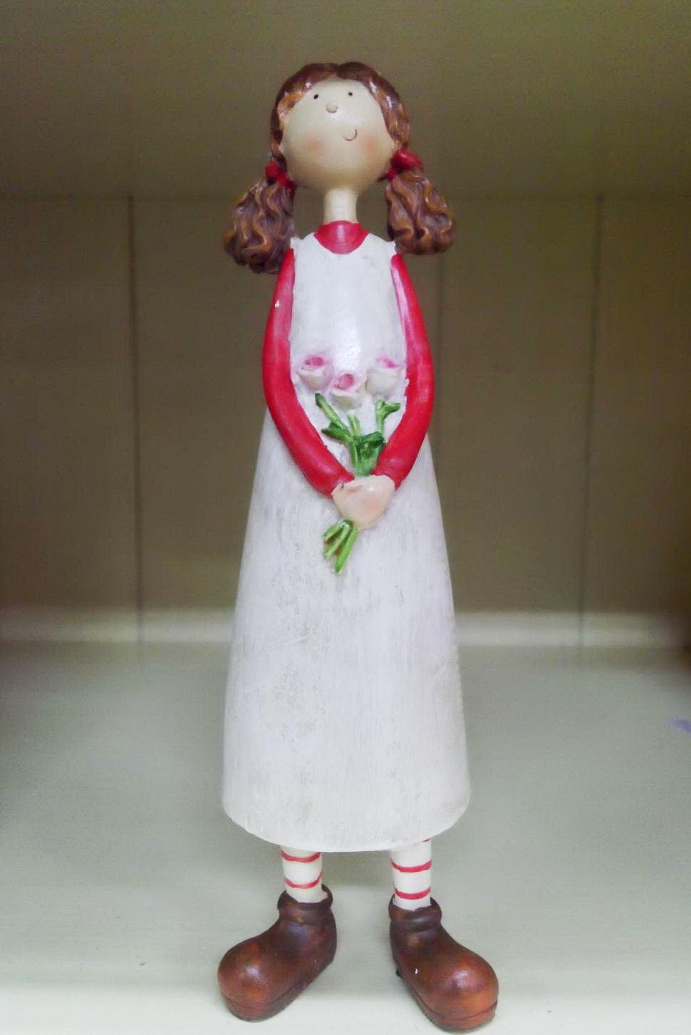 หญิงชุดขาวแดง ซื้อ1 แถม 1