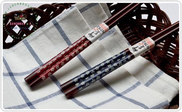 Japanese Chopsticks - ตะเกียบญี่ปุ่น ลายดอกซากุระ