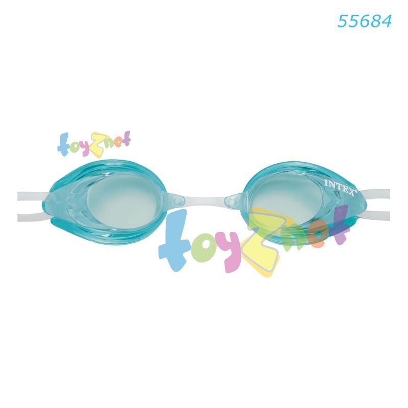 Intex แว่นว่ายน้ำ สปอร์ต รีเลย์ รุ่น 55684BL