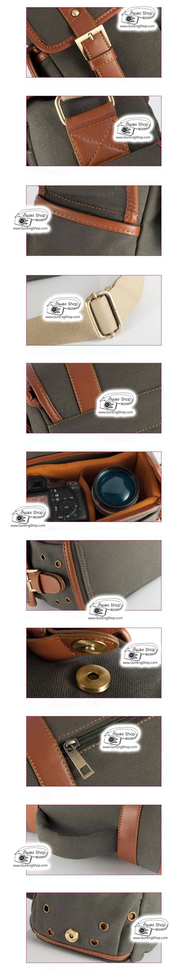 กระเป๋ากล้องแฟชั่น Charming Bag