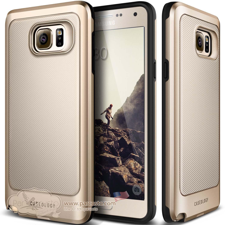 เคสกันกระแทก Samsung Galaxy Note 5 [Vault Series] จาก Caseology® [Pre-order USA]