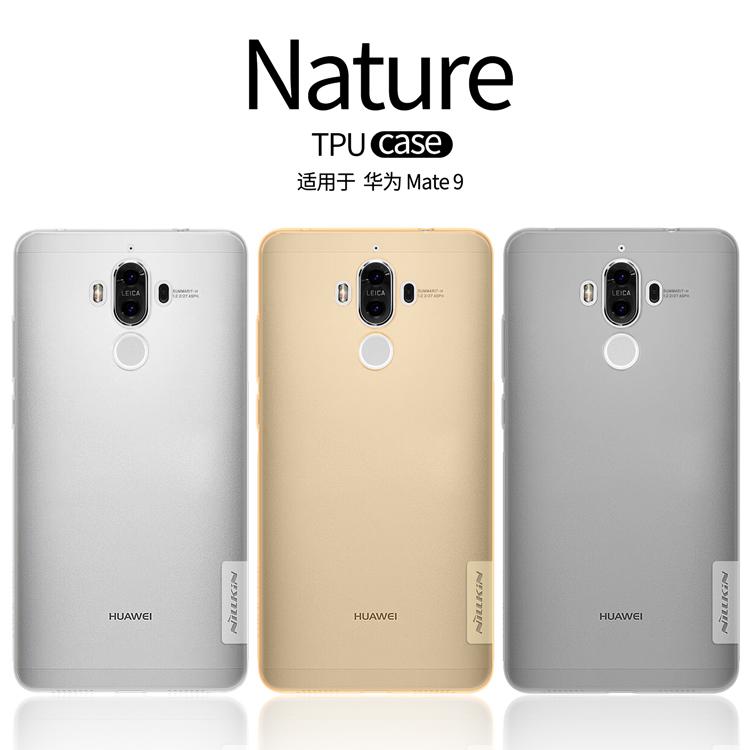 เคสใส NILLKIN TPU Case เกรด Premium Huawei Mate 9