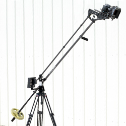 CAMTREE Flylite 5FT Carbon Fiber DSLR Jib Crane Supporting Cameras weighing upto 4kg/8.8lbs (C-DSLR-J)