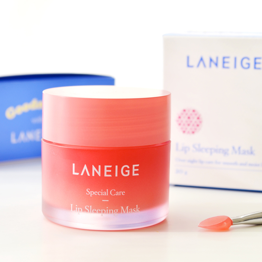 Laneige Lip Sleeping Mask with Lip Brush 20g.
