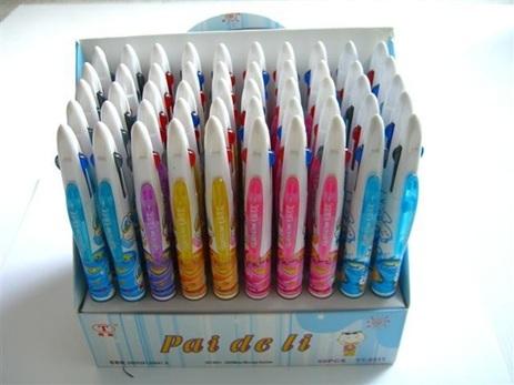 ปากกา3สี 50บาทต่อโหล