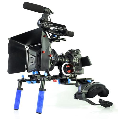 PROAIM DSLR kit-10C Comfort Shoulder Camera Mount Kit (P-10C-CMFT-KIT)