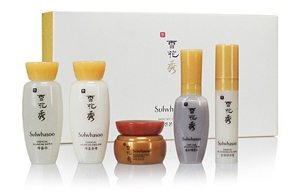 Sulwhasoo Basic Kit (5 Item)