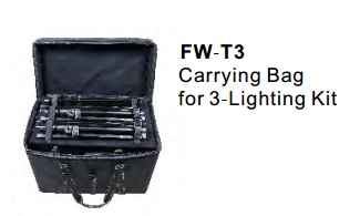 Batteries, Chargers, On-Camera Light Accessries, Cases & Bags FW-T3