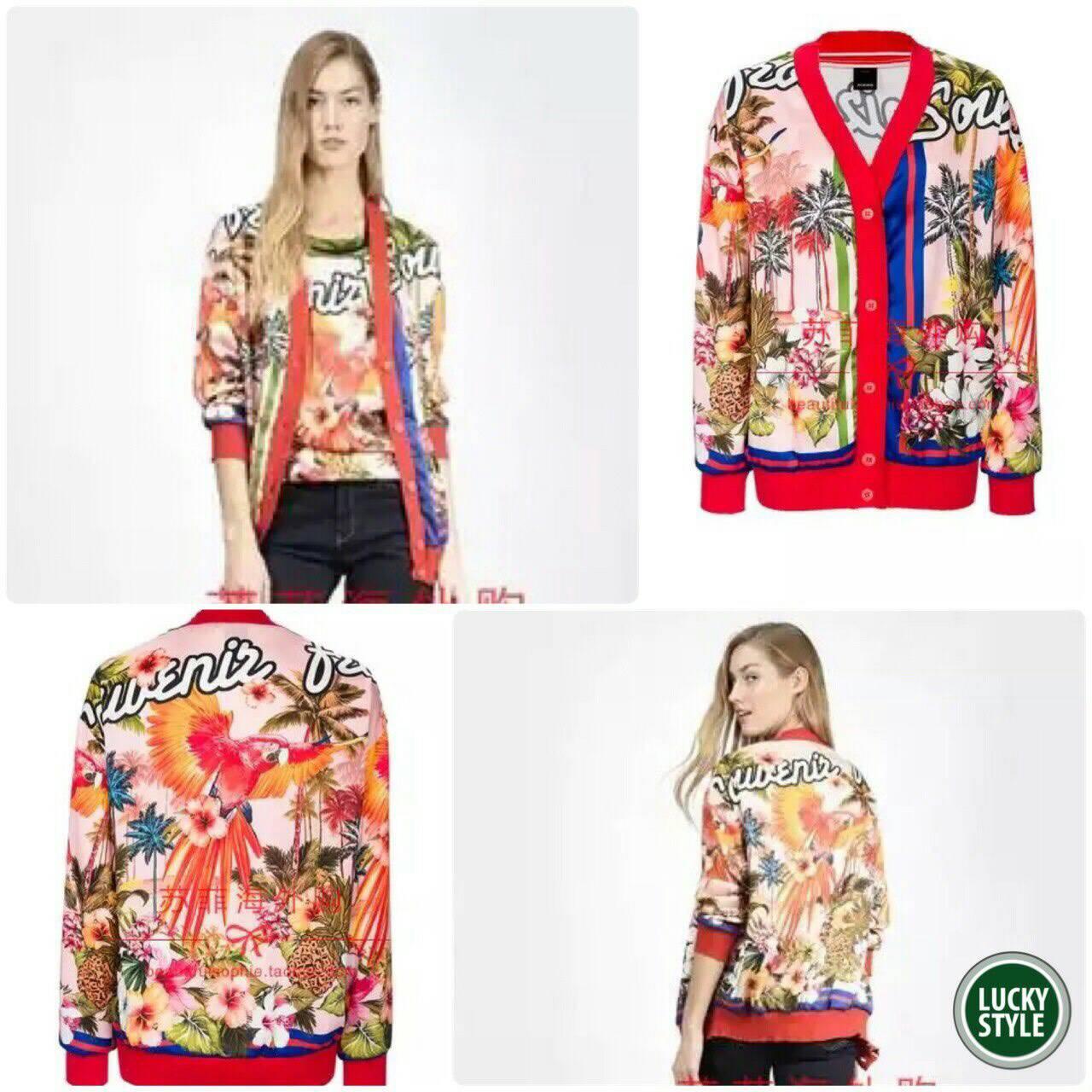 สุดชิคงานแบรนด์ Gucci ดีเทลเนื้อผ้า Silk 100% เนื้อนุ่มน่าสัมผัสในตัวสวมใส่ทิ้งตัวสวยอย่างดี