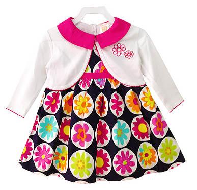 **Carter's** SM1722-1 Size 12, 18, 24m เสื้อผ้าเด็กขายส่ง ยกแพค 6 ชุด ครบไซส์