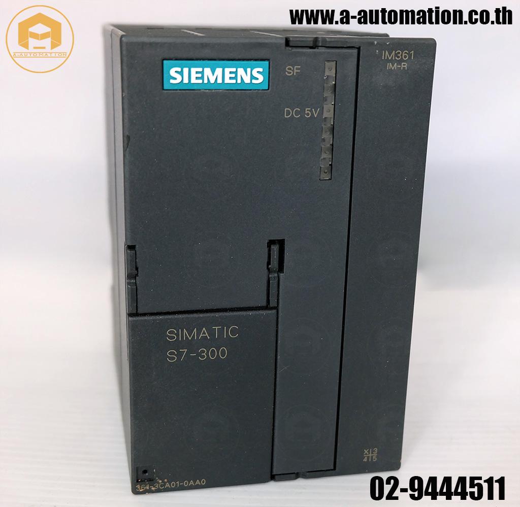 Plc Siemens Model:6ES7 361-3CA01-0AA0 (สินค้าใหม่)