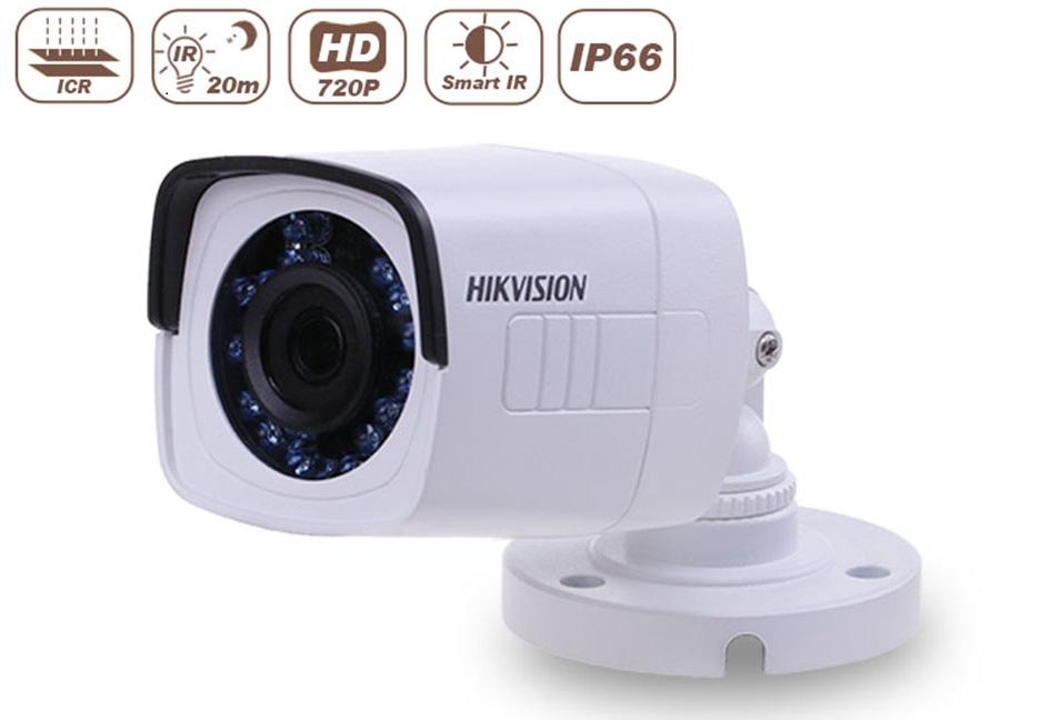 กล้อง HD-TVI 1.0MP ทรงกระบอก HIKVISION
