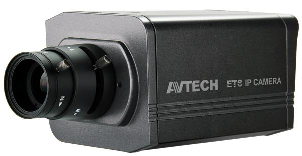 กล้อง IP 2.0MP WDR BOX AVTECH รุ่น AVM500A
