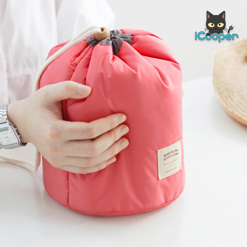 RONG.SHI.DAI Travel Dresser Pouch (Red)