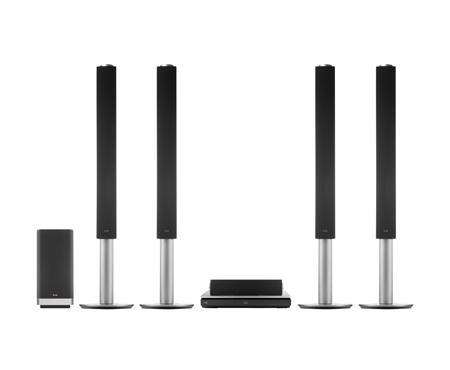 ชุดโฮมเธียเตอร์ LG Bluray 3D 9.1ch รุ่นBH9540TW