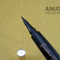 Ainuo GODDESS Cool Black long-lasting eyeliner Waterproo