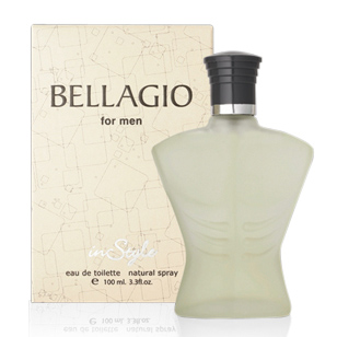 น้ำหอม BELLAGIO For men By in Style หอมยาวนาน ร