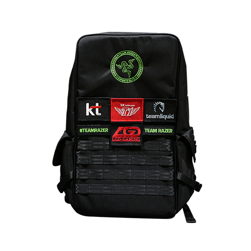 RAZER THE TEAM RAZER TOURNAMENT BACKPACK