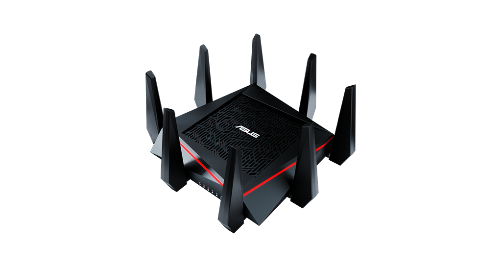 ASUS NETWORK RT-AC5300 TRI-BAND WIRELESS AC5300 GIGABIT ROUTER