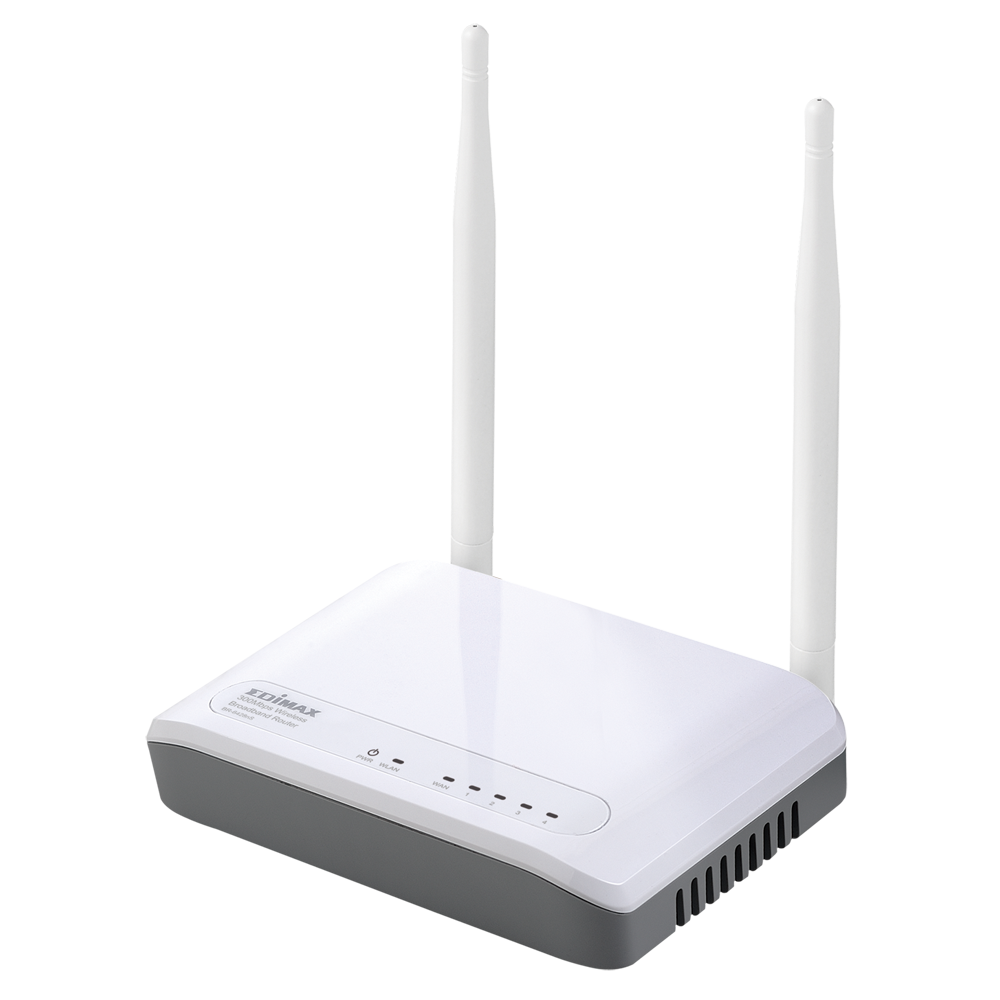 EDIMAX WIRELESS ROUTER N300 BR-6428NS