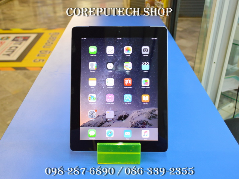 iPad 2 Wi-Fi + Cellular 64GB