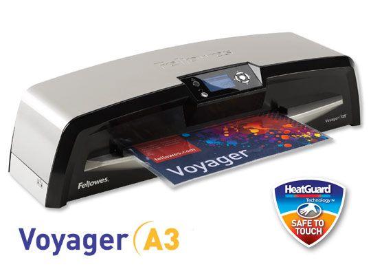 เครื่องเคลือบบัตร Fellowes รุ่น Voyager A3 ( วอยเอเจอร์ เอ3 )