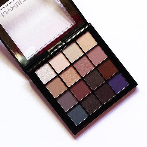 ( พร้อมส่ง ) NYX Ultimate Shadow Palette