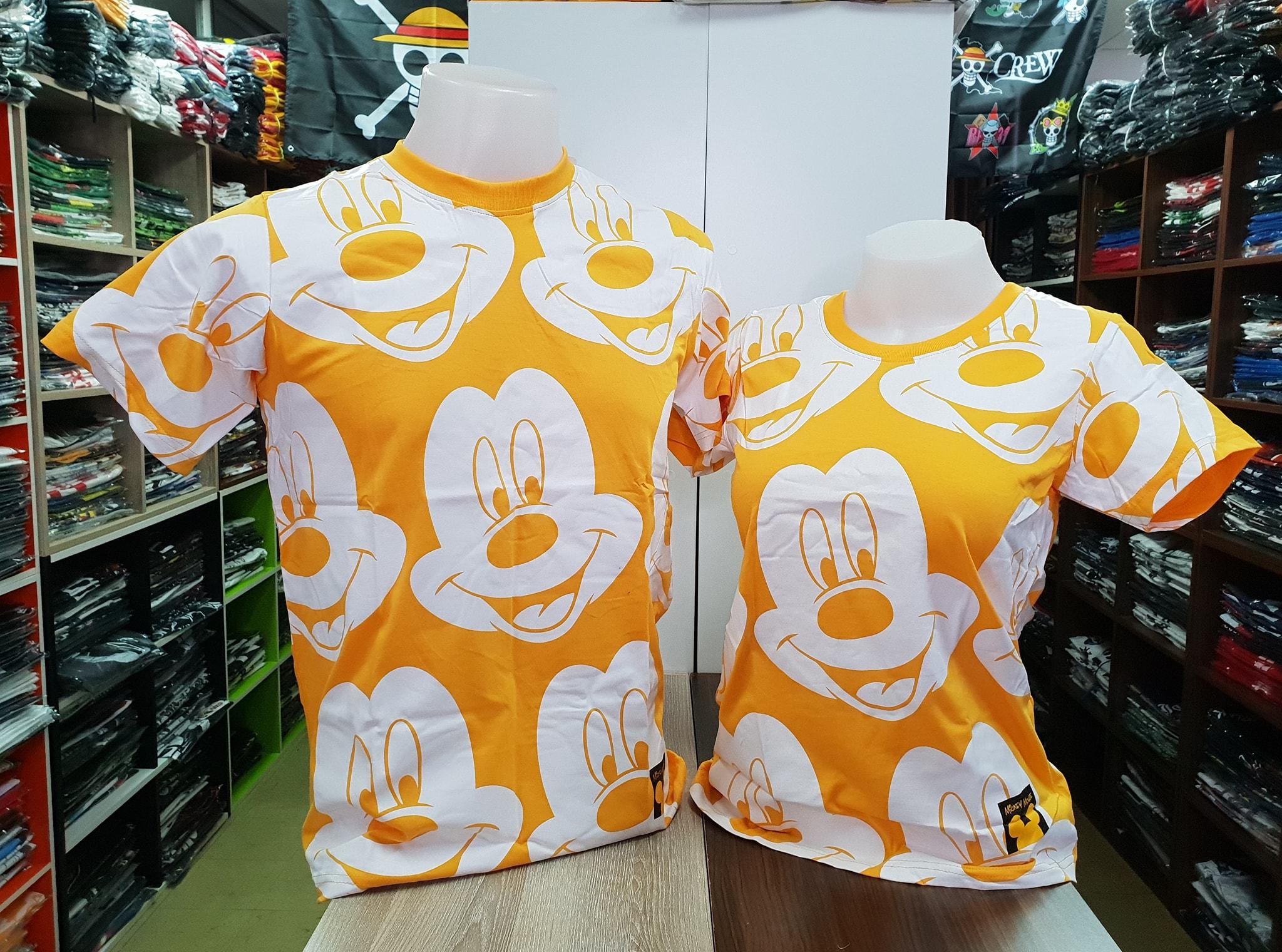 มิกกี้เมาส์ ( Mickey big face yellow CODE:1359)