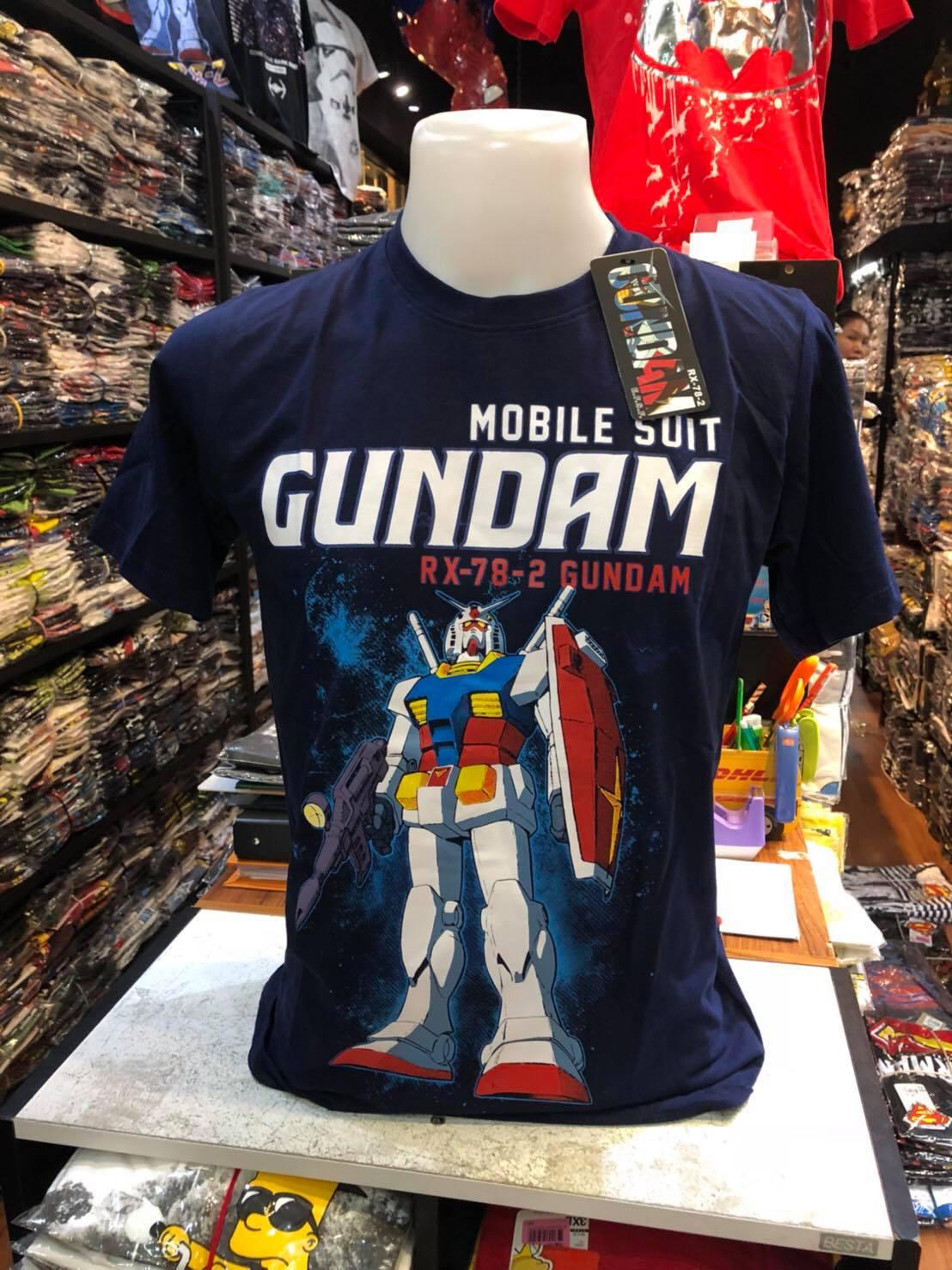 กันดั้ม สีน้ำเงิน (Gundam RX-78-2 Space Blue CODE:1078)