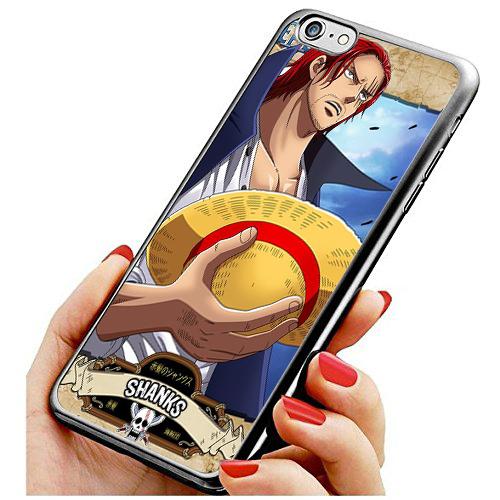 เคส วันพีช iphone 6 One Piece แชงคูส ผมแดง
