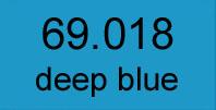 mecha vallejo 69. 018 deep blue 17 ml.