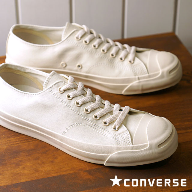 CONVERSE JACK PURCELL MONOCOLOR RH - OFF WHITE - Converse Japan ... 24b97cb69