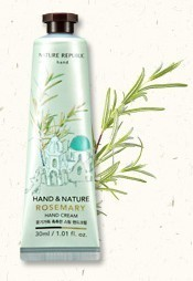 ์Nature Republic Hand Cream :Rosemary