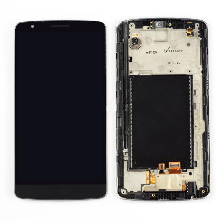 เปลี่ยนจอ LG G3 Stylus D690 หน้าจอแตก ทัสกรีนกดไม่ได้ จอแท้