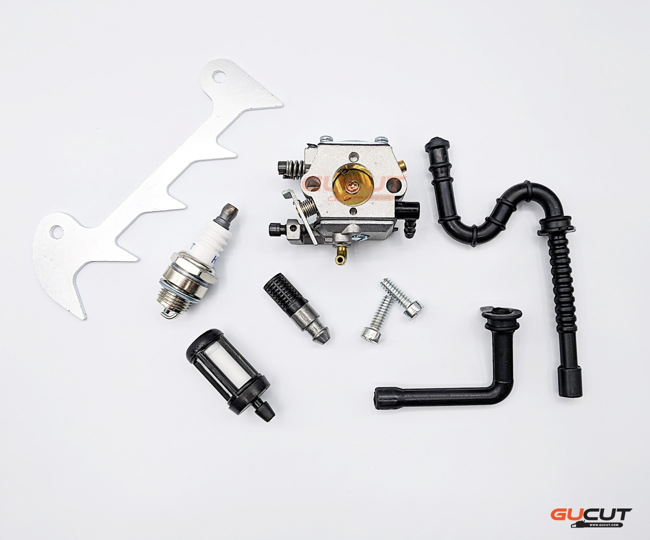 Chainsaw parts for STIHL MS260 026 MS 260 024 MS240 Carburetor Carb Fuel Line Filter High Quality