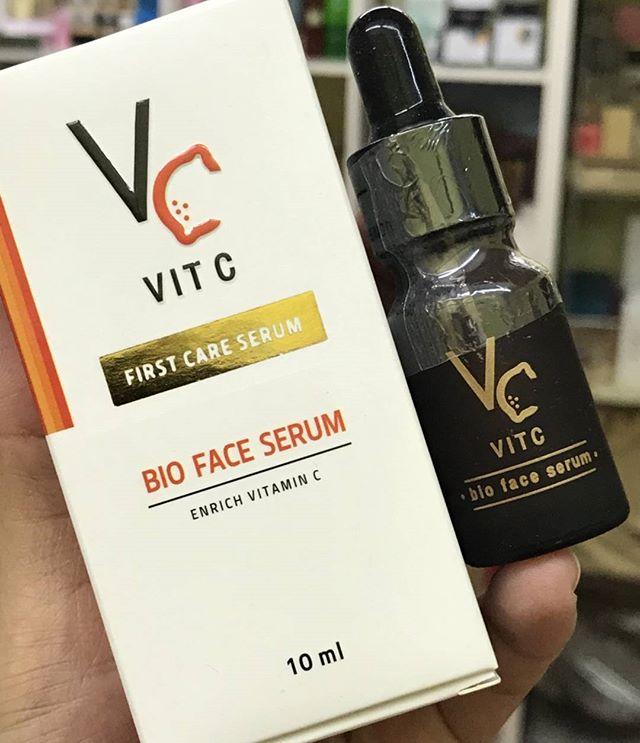 เซรั่มน้องฉัตร VC VIT C bio face lotion วิตามินซีเข้มข้น