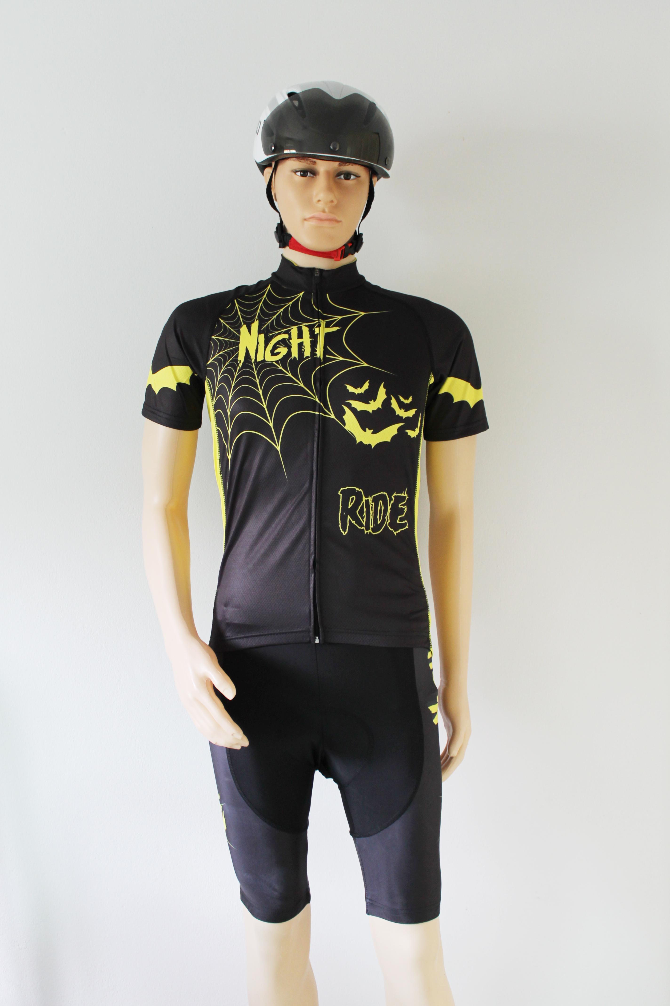 ชุดปั่นจักรยาน Night Ride