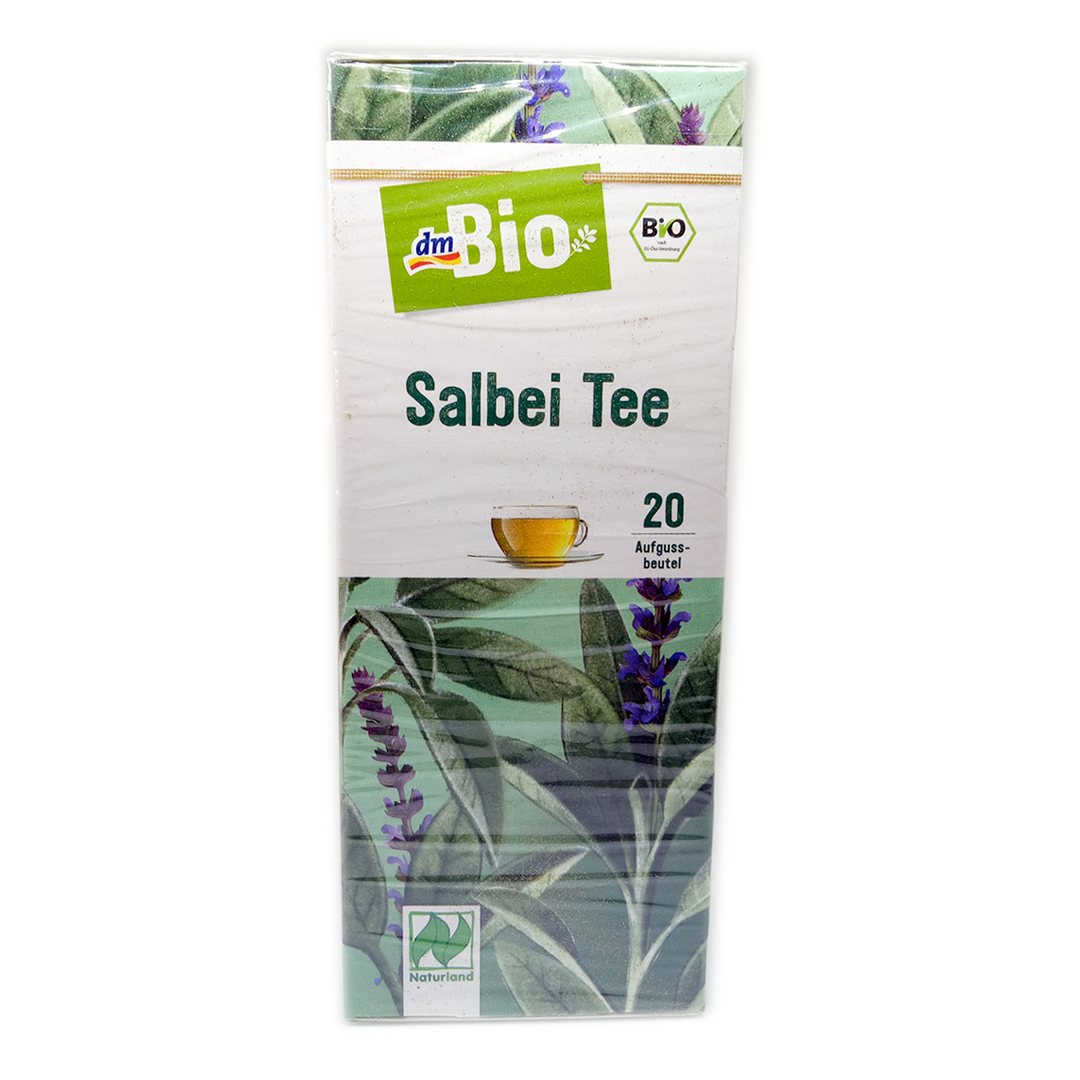 Dm Bio - sage tea infusion bag 20 bags / 30 gr