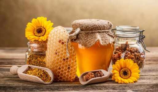 น้ำผึ้ง01 1kg