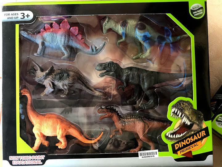 ไดโนเสาร์กล่อง