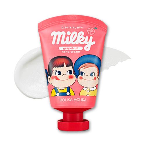 Holika Holika x Peko Chan Sherbet Hand Cream 30 ml. #Grapefruit